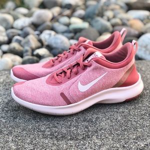 NEW! Nike Flex Experience 8 RN Running Shoe Pink